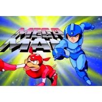 Megaman Desenho Clássico - Série Animada