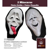 Duas Máscaras: Panico Doidão + Panico Chapadão