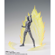 Tamashii Effects Display : Energy Aura, Yellow