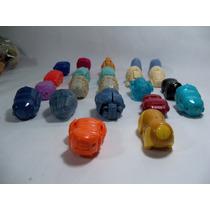 Coleção Recreio Transformers Rock Animal - 26 Bonecos