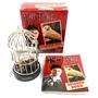 Coruja Harry Potter Kit Hedwig Owl + Livro De Adesivos C/nf
