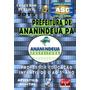 Apostila Prefeitura Ananindeua Professor Educacao Infantil