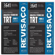 Analista E Técnico Do Trt 3 Ed 2015 Revisaço - Livro Em Pdf