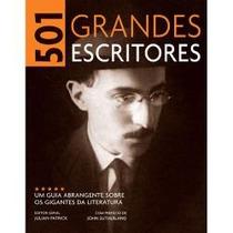 Livro - 501 Grandes Escritores - Novo E Lacrado