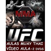 Oferta! Aulas Muay Thai - 2 Dvds! Pague Com Mercado Pago