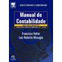 M De Contabilidade 8ed Velter, Francisco; Missagia, Lui
