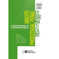 Direito Processual Penal - 2ª Ed. 2013 - Col. Esquematizado
