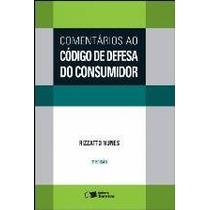 Livro Comentários Ao Código De Defesa Consumidor - 7ª Edição