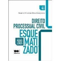 Direito Processual Civil Esquematizado Marcus Vinicius Rios
