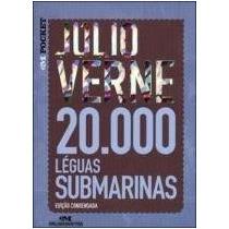 20.000 Léguas Submarinas Verne, Julio Melhoramentos (edição