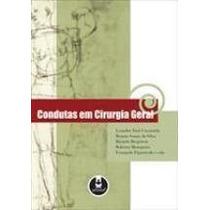 Condutas Em Cirurgia Geral Cavazzola Artmed (edição Digital)