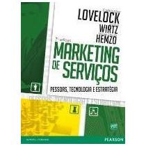 Marketing De Serviços: Pessoas, Tecnologia E Estratégias Chr