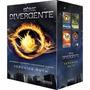 Coleção 4 Livros Divergente Pdf - Envio Via Email