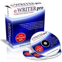Ewriter Pro - Criador Profissional De Ebooks Pdf