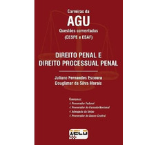 Questões Comentadas - Direito Penal E Processual Penal: (ces