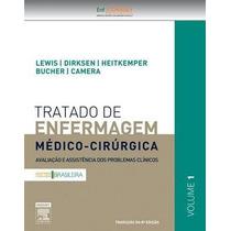 Tratado De Enfermagem Medico-cirurgica Formato: Epub Subtítu