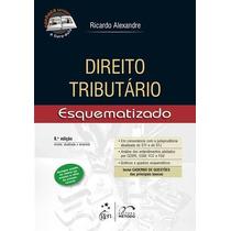 Direito Tributario Esquematizado, 8ª Edição (2014), Formato: