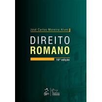 Direito Romano, 16ª Edição (2014), Formato: Epub (digital)