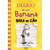 Diario De Um Banana, Dias De Cão, Formato: Epub (digital)