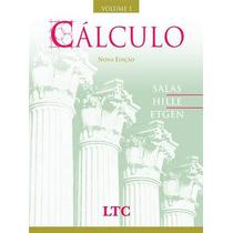 Calculo - Vol. 1, 9ª Edição (2005), Formato: Epub (digital)