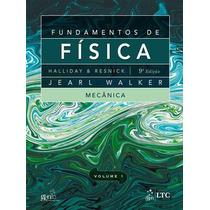 Fundamentos De Fisica - Vol. 1, Mecânica, 9ª Edição (2012)