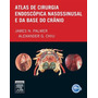 Atlas De Cirurgia Endoscopica Nanossinusal E Da Base Do Cran