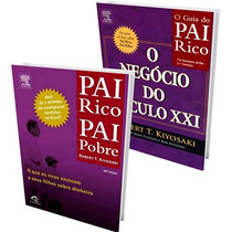 Kit Livros - Pai Rico, Pai Pobre + O Guia Do Pai Rico (ebook