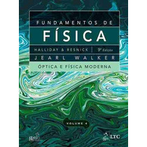 Ebook Fundamentos De Fisica - Vol 1,2,3 E 4 Halliday (2014)