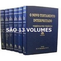 Comentário Bíblico Champlin Em Pdf Raridade 15,00 Reais