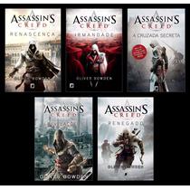 Coleção 7 Livros Assassins Creed- Envio Via Email