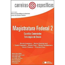 E-book Carreiras Específicas - Magistratura Federal 2