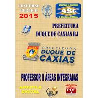 Apostila Concurso Prefeitura Duque Caxias Rj Professor I I