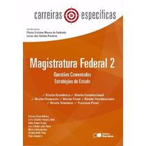 Carreiras Específicas - Magistratura Federal 2 - 2013