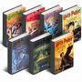 Coleção Harry Potter-7 Livros + Livro Brinde -frete Grátis