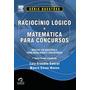 E-book Raciocínio Lógico E Matemática Para Concursos 7e