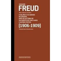 E-book Freud 8 (1906-1909) O Delirio E Os Sonhos