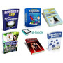 Ebooks Livros P/ Decolar Seu Site Blog Kit Facebook Google+