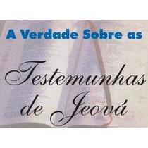 Livro Digital As Testemunhas De Jeová Refutadas Versículo