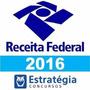 Auditor Receita Federal 2016 - Mega Rateio - Vídeos + Pdfs