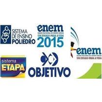Apostilas Enem E Pre Vestibular 2015 Completas 2014