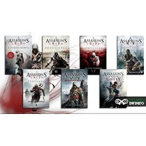 Coleção De Livros Digitais Saga Assassino Creed