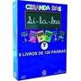 Coleção Ciranda Das Sílabas Completa Volume 1 A 6