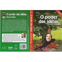 Cd Audio Livro O Poder Das Ideias Ricardo Bellino Lacrado