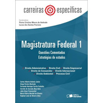 E-book Carreiras Específicas - Magistratura Federal 1