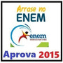 Enem 2015 - Arrase No Enem! Video Aulas + Pdf + Brindes