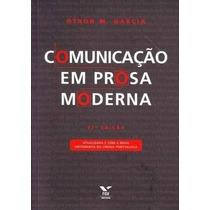 E-book Comunicação Em Prosa Moderna - Othon Moacyr G