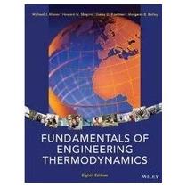 Fundamentos De Engenharia Termodinâmica 8th Edição