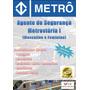 Apostila Concurso Metrô - Agente De Segurança Metroviária I