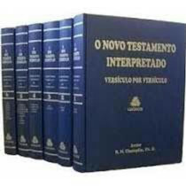 Comentário Bíblico Champlin Vs Por Vs + Acervo Teológico