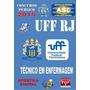 Apostila Concurso Uff Rj Tecnico Em Enfermagem 2015